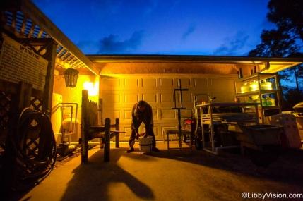 Farm chores in Palm Beach County
