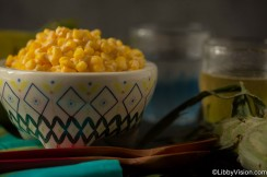 Street corn side dish