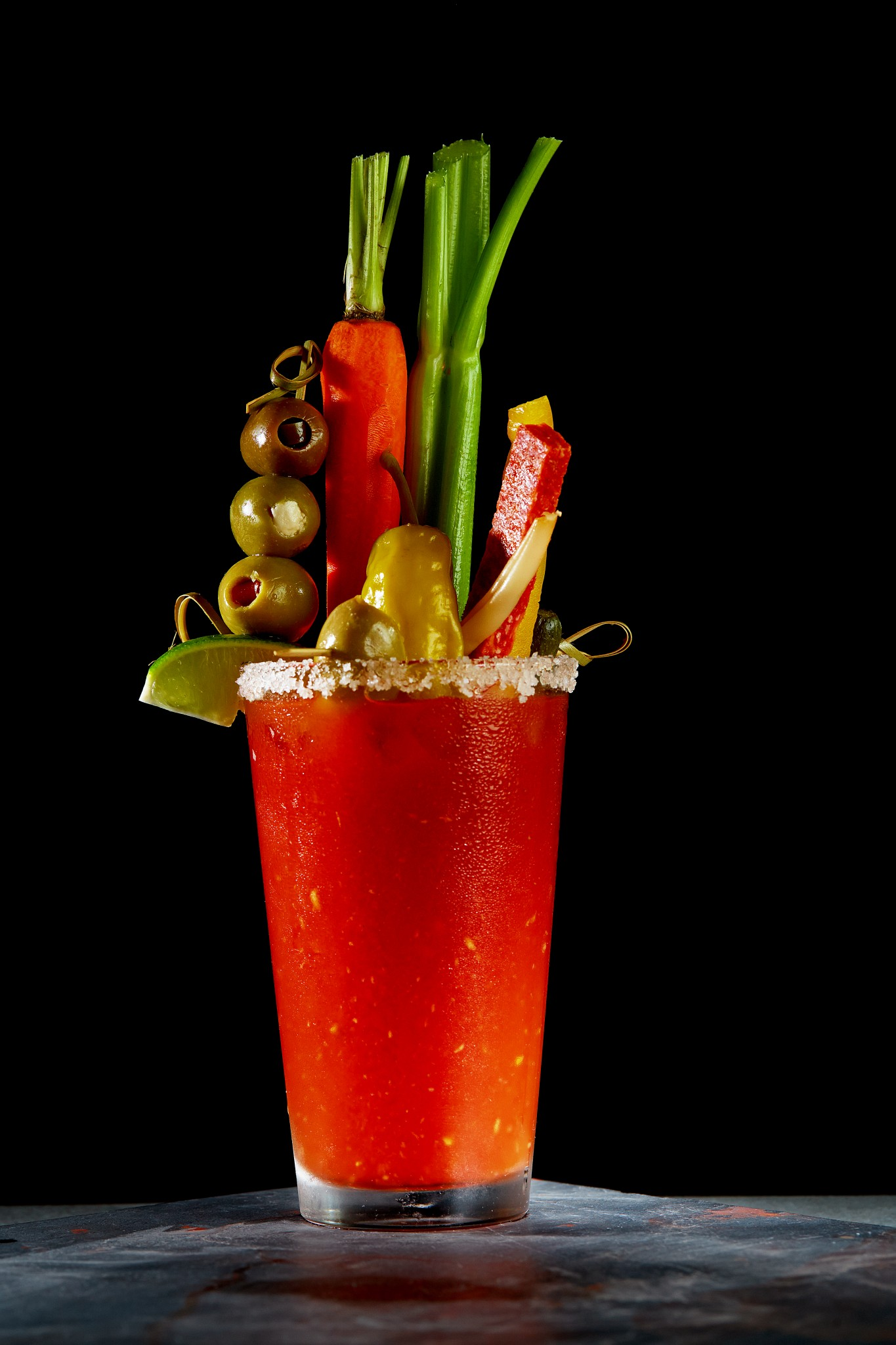 Bloody Mary Restaurant Drink Names
