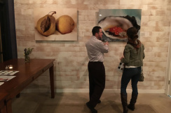 Art exhibit Tequesta / Plated – the aftermath