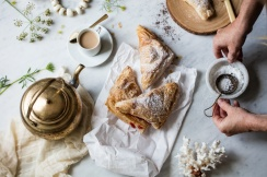 tulipan pastries food photography libby vision
