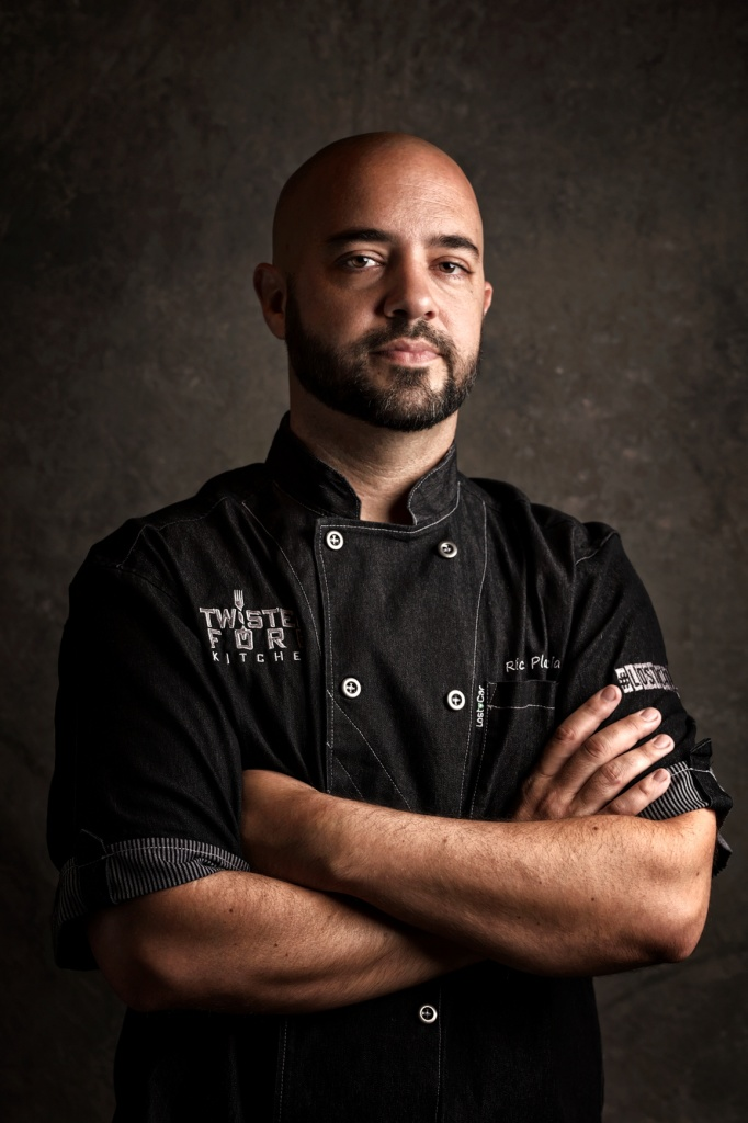 The Ravenous Chef portrait food photography libby vision miami