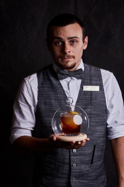Hilton West Palm Beach Photo shoot chef portrait