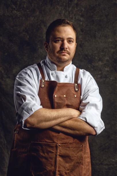 Salt7 Chef portrait food photography libby vision south florida