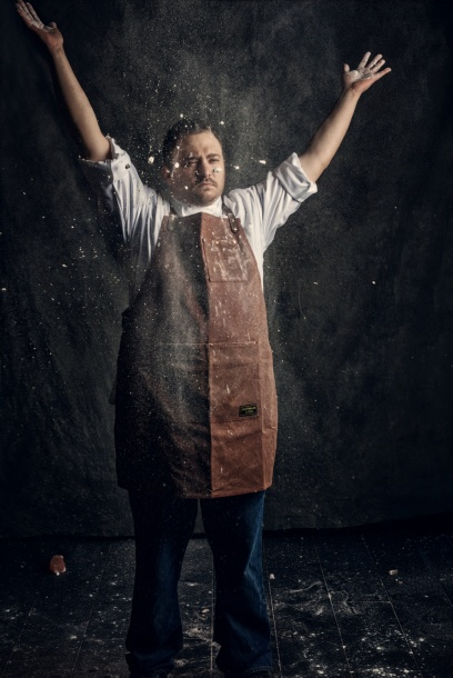 Salt7 Chef portrait food photography libby vision south florida