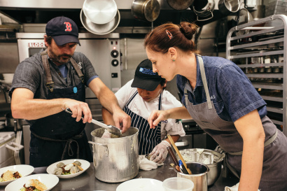 Test Kitchen Sarah Sipe Aaron Black Social House Libby Vision Photography South Florida
