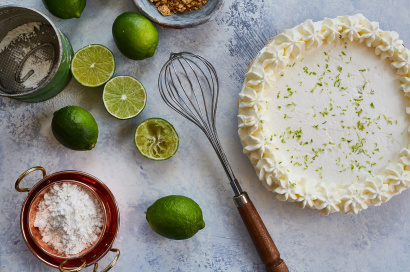 Key Lime Pie Wycliffe Country Club Libby Vision food photography